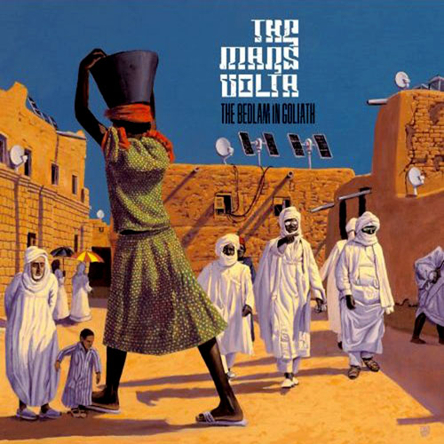 The Mars Volta : The Bedlam in Goliath