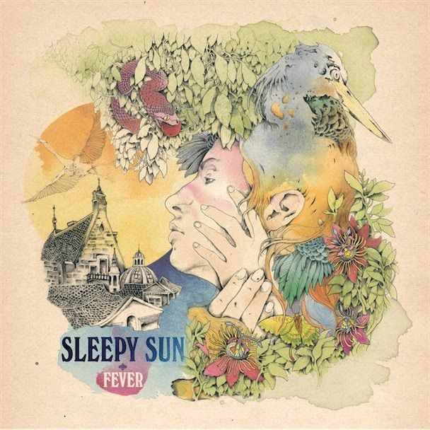 Sleepy sun : Fever